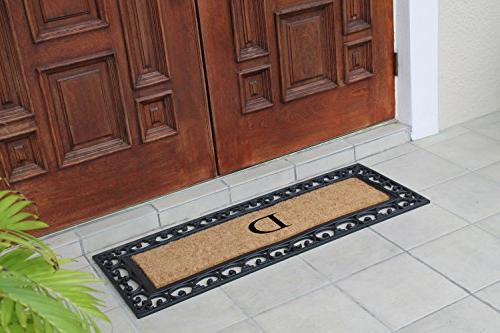 First Impression Exclusive Crafted Doormat, Large Double Size -RC2004D