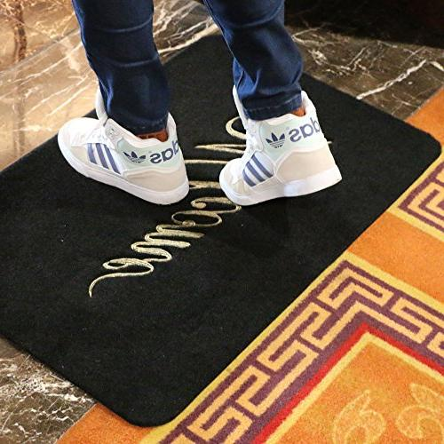 GreCute Welcome Entrance Mat