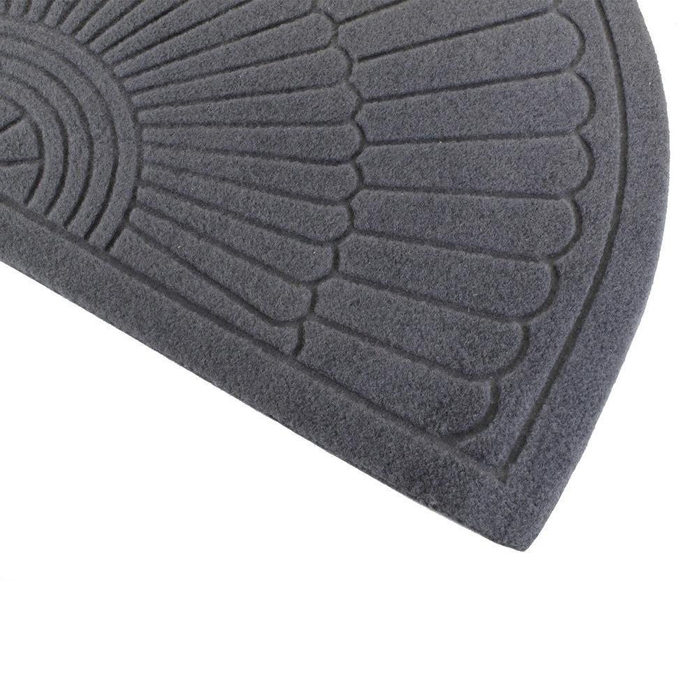 Half Round Entrance Floor Waterproof Floor Shoes Scraper