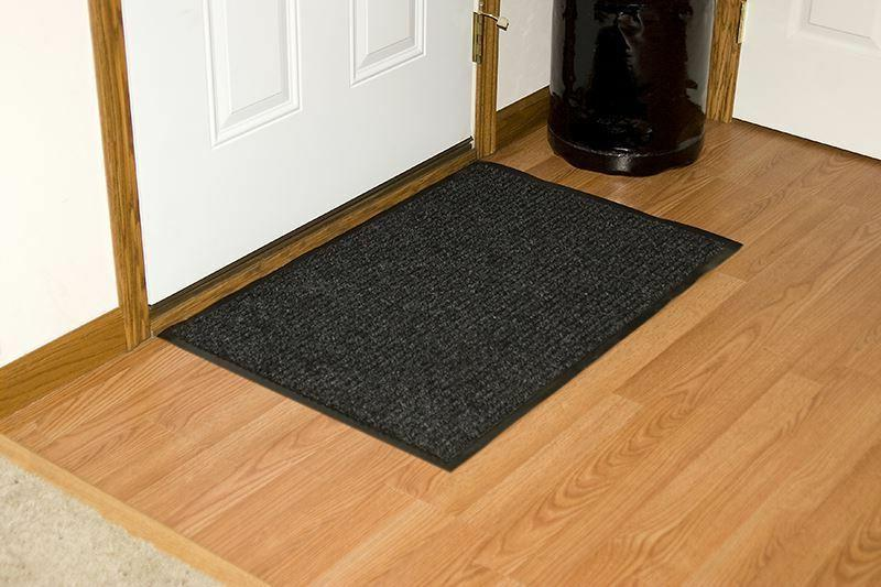 3' x 4' Heavy duty commercial entrance door mat indoor outdo