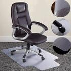 Home Office Desk Chair Floor Mat Carpet Protector Hard Plast