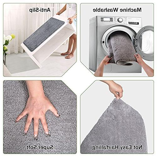 "Refetone Absorbs Mud Mat for Room, Door, Traffic 20""x 31.5"" Machine Washable"
