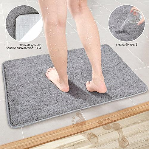 "Refetone Absorbs Absorbent Backing Non Door Mat Entry, Room, Door, Bathroom,High Traffic Areas 20""x Machine"