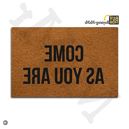 indoor entrance mat come you