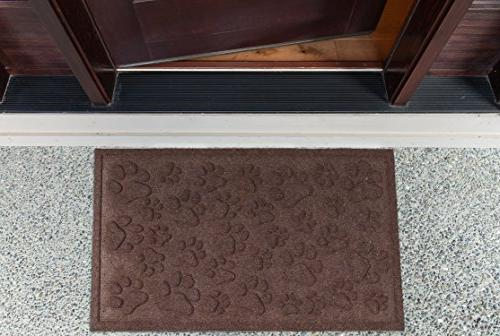 DII Mat Easy Back Way Doormat for Patio, 18 30 Blue