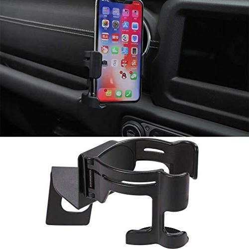 jeep wrangler multi function drink cup phone