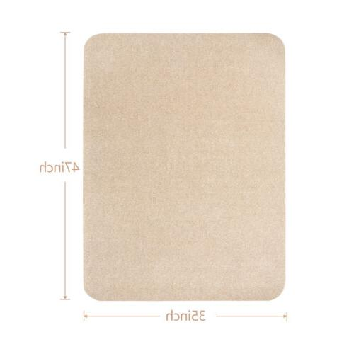 Large Chair Mat Carpet For Hardwood Scratches