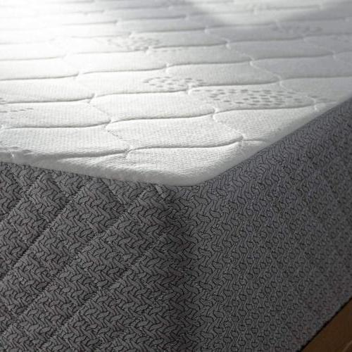 Sleep Innovations Gel Foam Mattress, Made in The