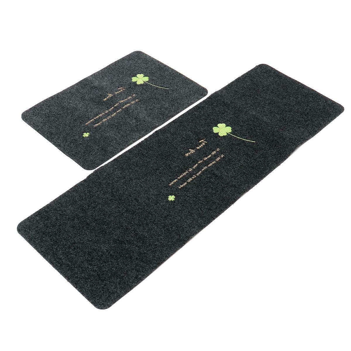 Modern Non-slip Rug Mat Kitchen Carpet Decorations
