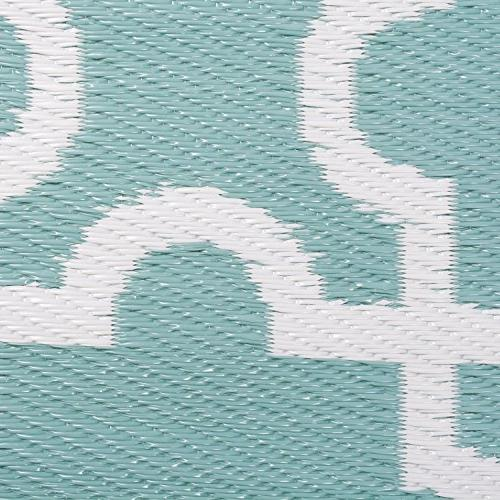 Reversible, Resistant Area Rug, Use For Deck, Garage, Picnic, Camping, Use - x 6',