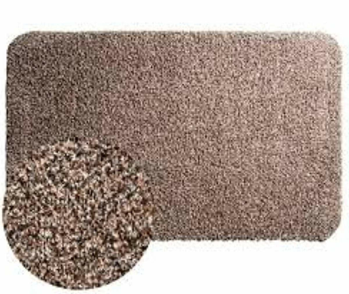 mud trap magic clean step mat dirt