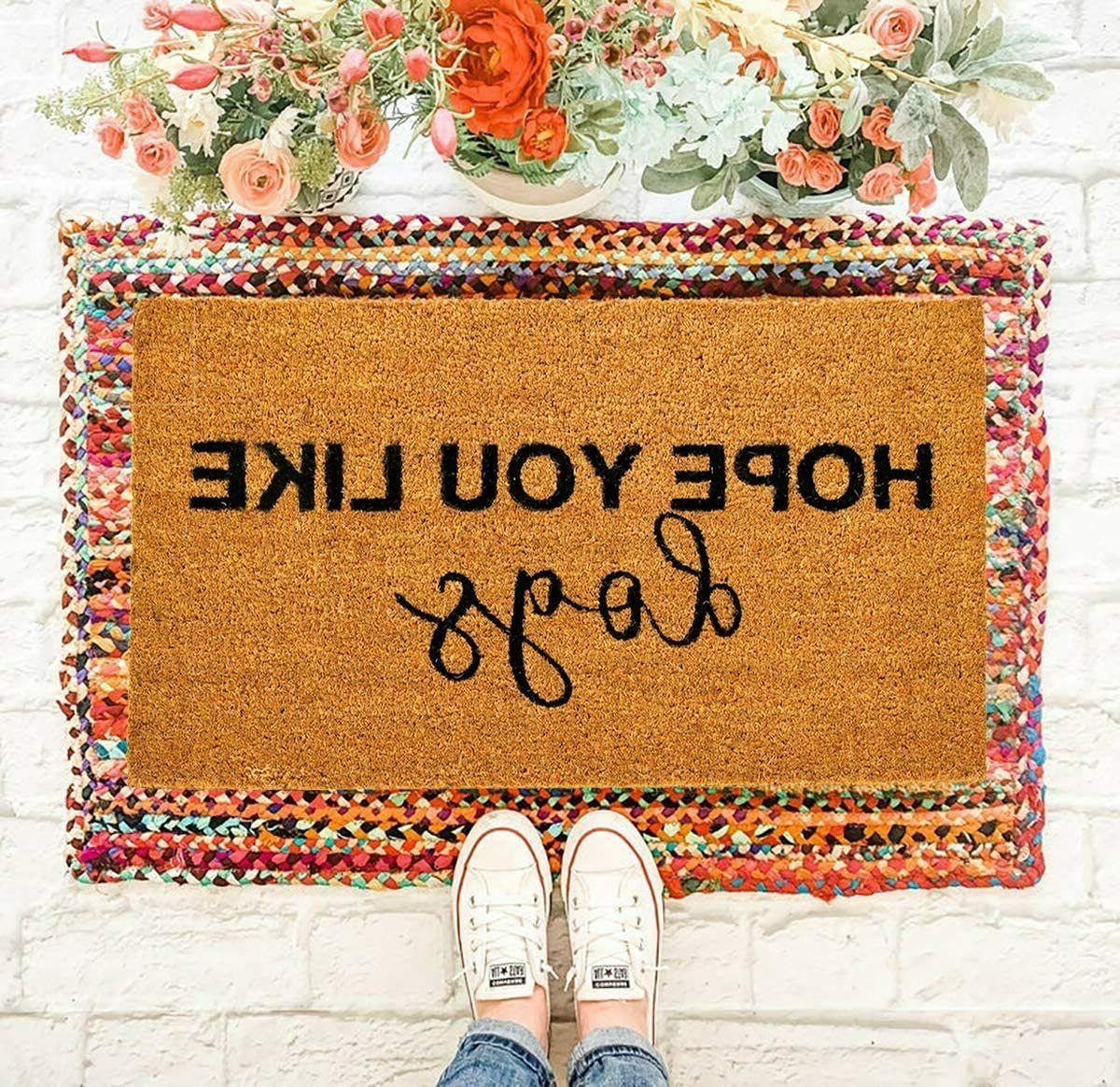 natural coco coir doormats for outside