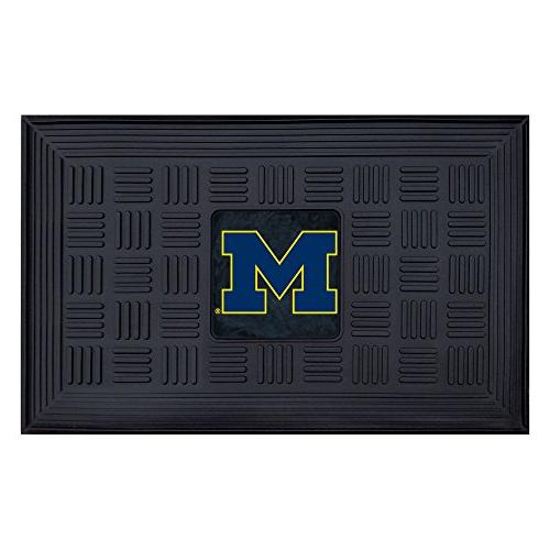 ncaa university michigan wolverines vinyl
