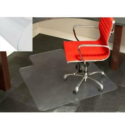 "New 48"" x 36"" 1.5mm Thick PVC Home Office Use Chair Floor Ma"