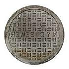 New York Sewer Door Mat Floor Rug Cover Ninja Turtles Theme