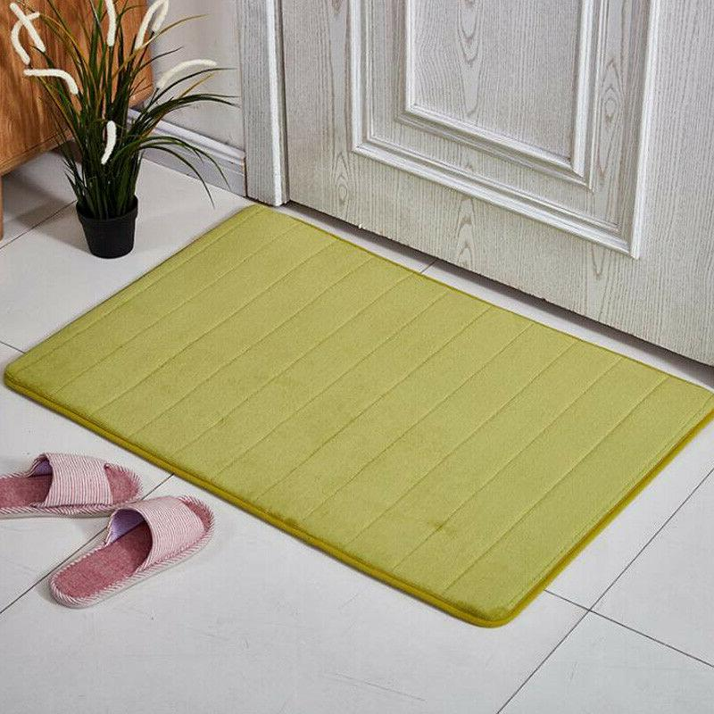 Non Slip Absorbant Small Rugs Indoor Home Kitchen