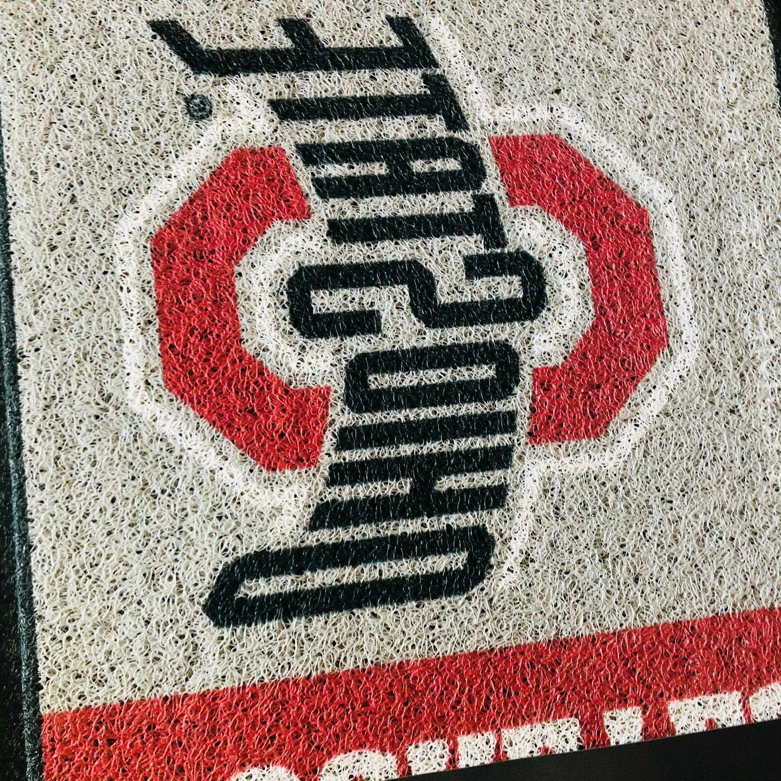Ohio State Turf Trapper Mat Outdoor Welcome Sports America