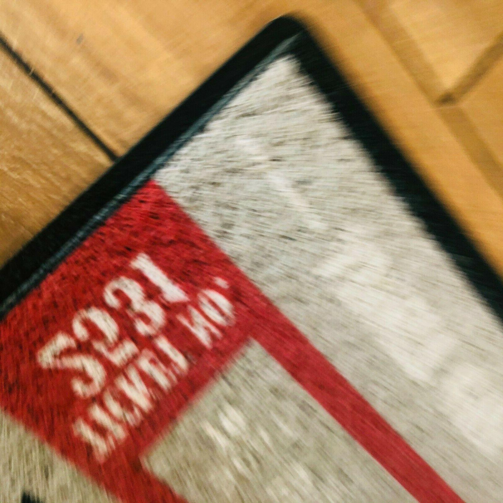 Ohio State Turf Trapper Mat Welcome Sports