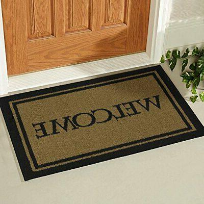 Welcome Mat Non Front Entrance Rug