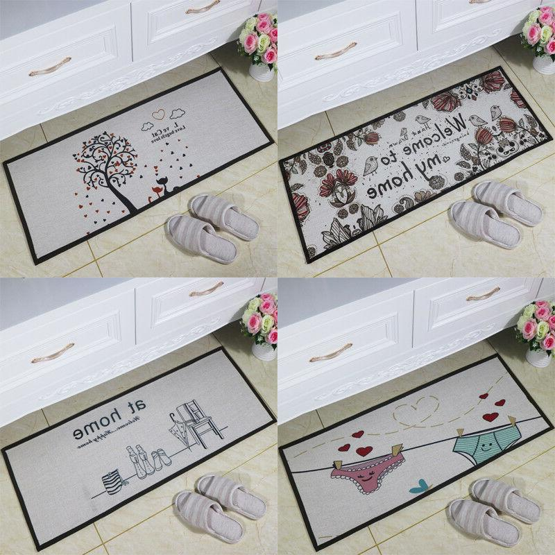 Cute Non-Slip Rug Room Mat Outdoor Gift