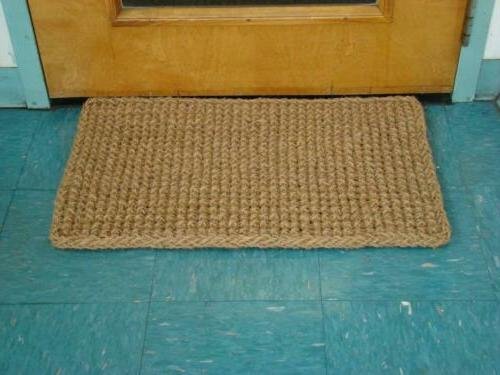 Kempf Rectangle Dragon Coir 22-inch 36-inch