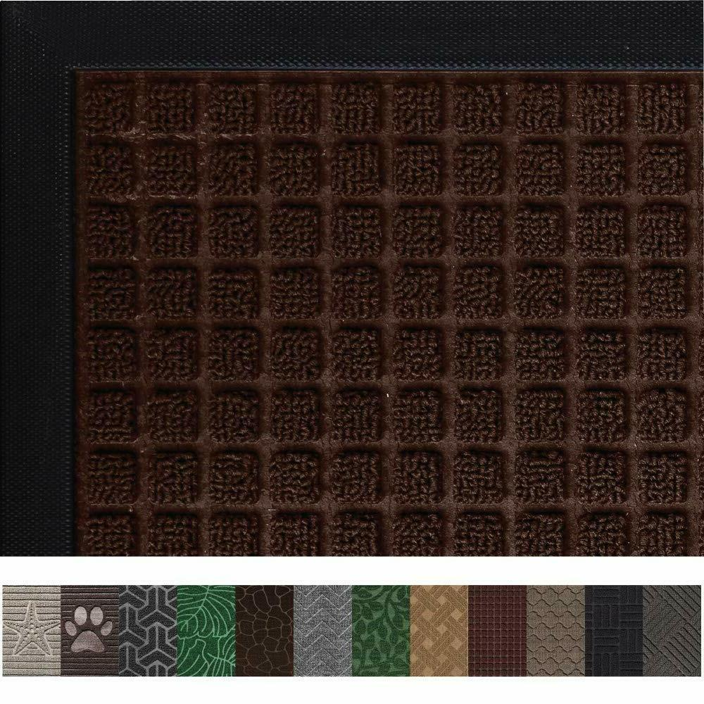 Rubber Doormats Outdoor Heavy Doormat New