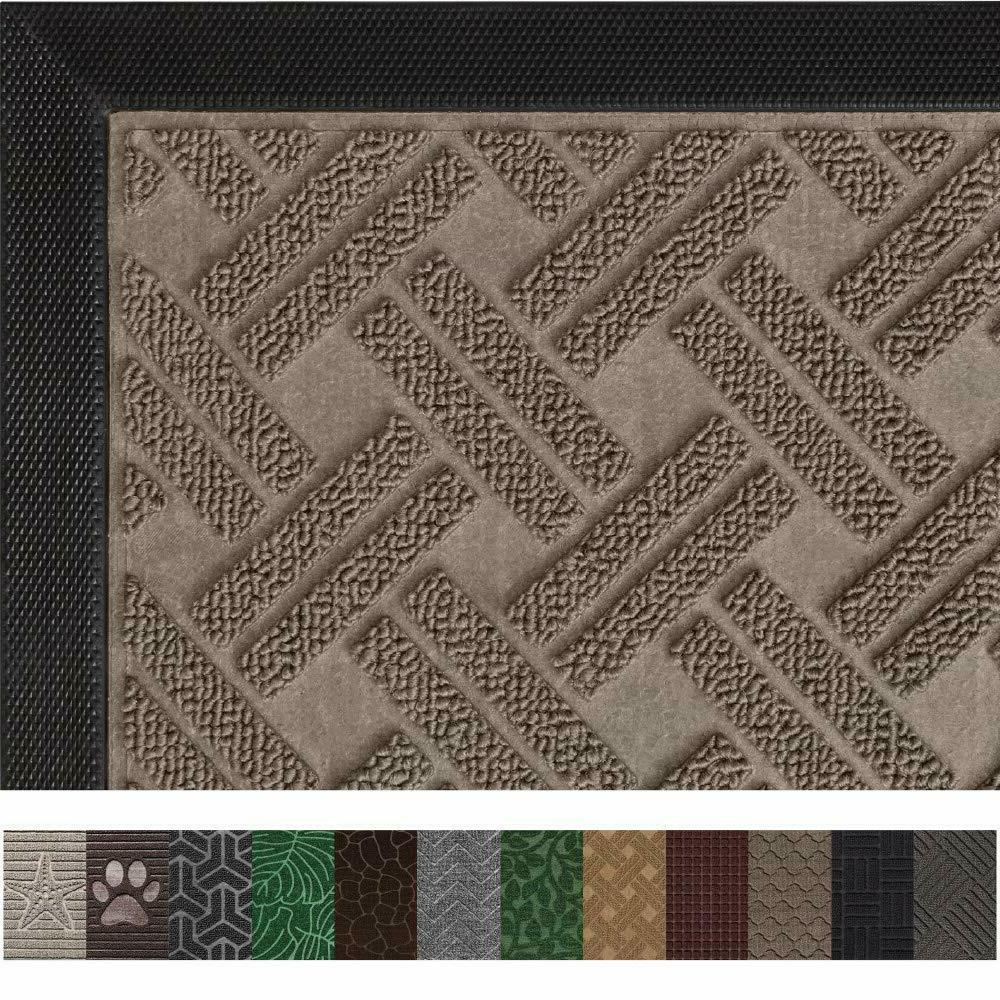 Rubber Mat Doormats Indoor Heavy Duty