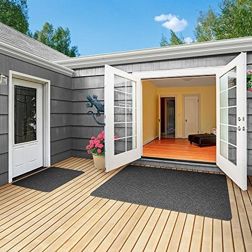 House, Skid-Resistant Heavy-Duty Door - 3' x 6'
