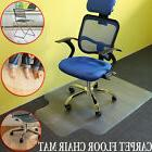 Universal Plastic Office Computer Chair Floor Vinyl Protect