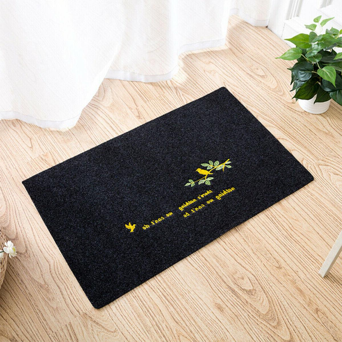 Waterproof Carpet Non Door Entrance Floor Rug