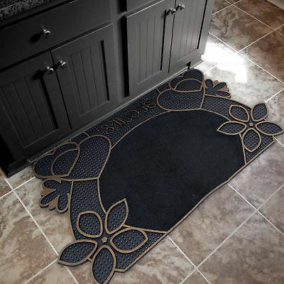 welcome door mat heavy duty non slip