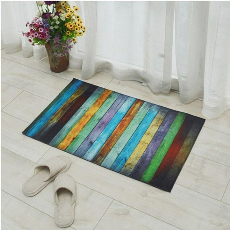 Welcome Mat Front Door Slip Rug US