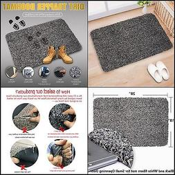 Large Magic Clean Absorbs Step Non Slip Mat Machine Washable