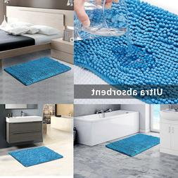 Mat Door Floor Bath Mat Bathroom Shower Rug Non-Slip Soft Ab