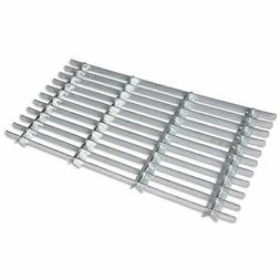 Metal Grill Galvanised Steel Doormat Outdoor Garden Entrance