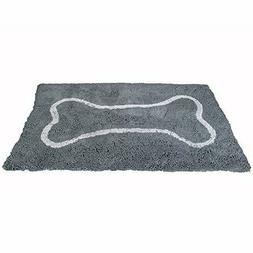Soggy Doggy Extra Large 36x60 Microfiber Chenille Doormat, G