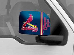Fanmats MLB St. Louis Cardinals Mirror Cover, Large