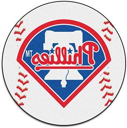 MLB Philadelphia Phillies Baseball Rug