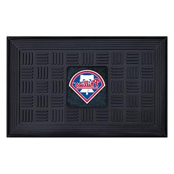 FANMATS MLB Philadelphia Phillies Vinyl Door Mat