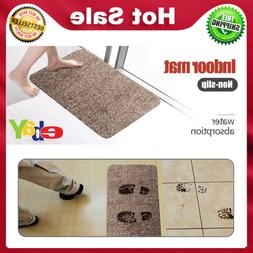 Mud Trap Magic Clean Step Mat Dirt Heavy Duty Absorbent Door