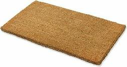 Kempf Natural Coco Coir Doormat, 22-inch by 36-inch, 1""