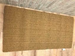 "Kempf Natural Coco Coir Doormat 1"" Thick Low"