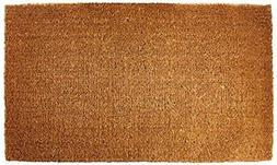 """Kempf Natural Coco Coir Doormat, 22-inch by 36-inch, 1"""" Thic"""