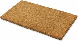 "Kempf Natural Coco Coir Doormat. 22-Inch By 36-Inch. 1"" Thic"