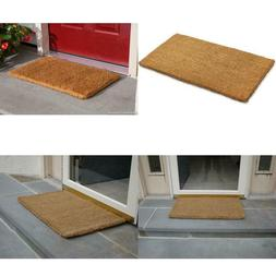 """Kempf Natural Coco Coir Doormat  36 Inch By 72 Inch  1"""" Thic"""