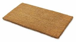 Kempf Natural Coco Coir Fiber Doormat, 18 by 30 by 1-Inch