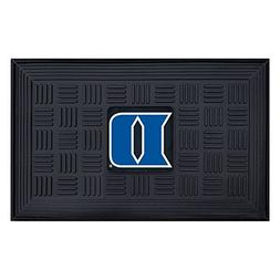 FANMATS NCAA Duke University Blue Devils Vinyl Door Mat