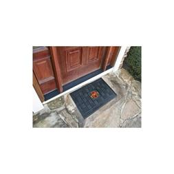 FANMATS NCAA Iowa State University Cyclones Vinyl Door Mat