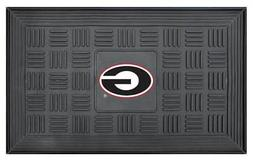 FANMATS NCAA University of Georgia Bulldogs Vinyl Door Mat