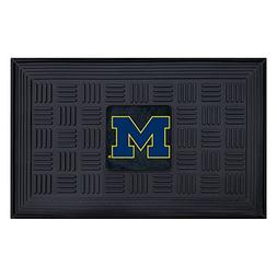FANMATS NCAA University of Michigan Wolverines Vinyl Door Ma